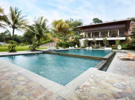 Amanuba Hotel& Resort Rancamaya, hotel di Bogor