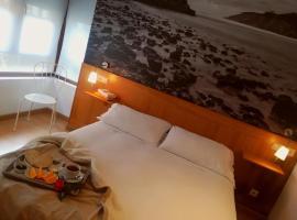 Hotel Dabeleira, boutique hotel in Luarca
