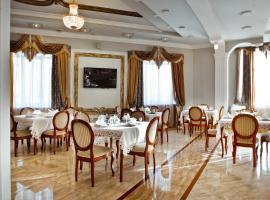 Гостиница Сайран , отель в Ярославле