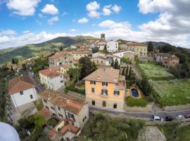 Villa Mori, hotel in Monsummano Terme