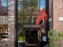 Daugirdas Old City Hotel, hotel in Kaunas
