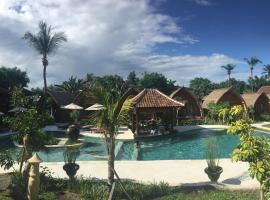 Paradesa Living, holiday park in Gili Trawangan