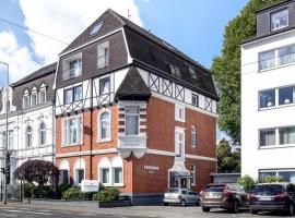 Hotel Friederike, hotel near Duisburg Central Station, Mülheim an der Ruhr