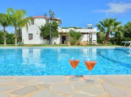 Villa Teresa, hotel con piscina a San Vito dei Normanni