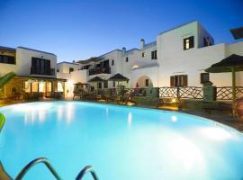 Anemomilos, boutique hotel in Agia Anna Naxos
