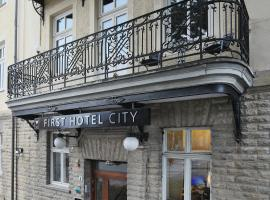 First Hotel City Eskilstuna, hotell i Eskilstuna