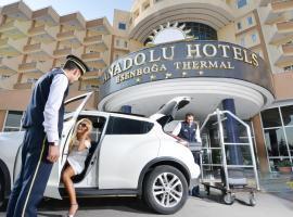 Anadolu Hotels Esenboga Thermal, отель рядом с аэропортом Международный аэропорт Анкара Эсенбога - ESB в городе Эсенбога