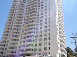 Vista Mar Apartment, apartamento en Valparaíso