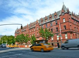 HI NYC Hostel, vandrarhem i New York