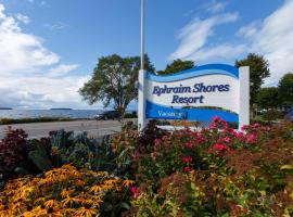 Ephraim Shores Resort, hôtel à Ephraim