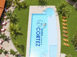 Hotel Cortez、サンタ・クルス・デ・ラ・シエラのホテル