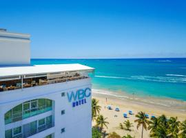 San Juan Water & Beach Club Hotel, hotel in San Juan