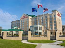 Hilton Garden Inn Toronto/Vaughan, hotel in Vaughan