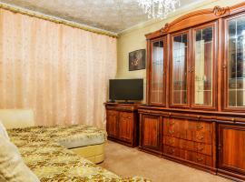 Apartment TwoPillows on Pishchevikov 23, отель в Воркуте