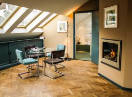 Luxurious city centre apartment, hotel near Museum Boijmans van Beuningen, Rotterdam