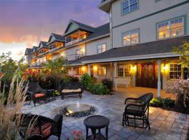 Carlisle Inn Walnut Creek, hôtel à Walnut Creek