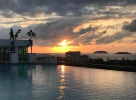 Sunset Seaview Vacation Condos @ Infinity Avenue, apartment in Kota Kinabalu