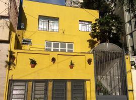 Hospedaria Cambuci Unidade Ipiranga, homestay in Sao Paulo