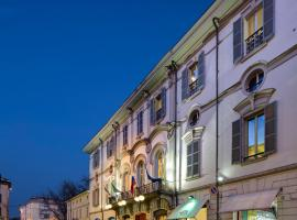 Hotel Vittoria, hotell i Faenza