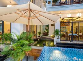 Hoi An Discovery Villa, hotel in Hoi An