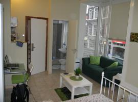 Studio's Javastraat, apartment in The Hague