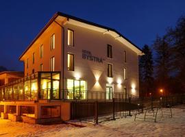 Hotel Bystrá, hotel in Snina