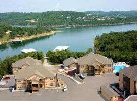 Rockwood Condos on Table Rock Lake, serviced apartment in Branson