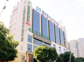 GreenTree Inn Shanxi Taiyuan Xiaodian District Pingyang Road Business Hotel, hotel in Taiyuan
