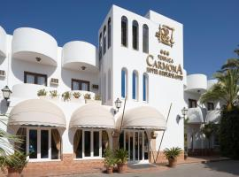 Hotel Terraza Carmona, hotel en Vera