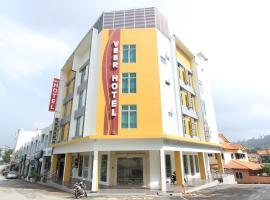 Veer Hotel, hotel in Kuantan