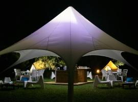 Village del mar Tentes lodges en bord de mer, luxury tent in Solaro