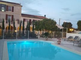 Hotel Le Mas Saint Joseph, hotel near Servanes Golf Course, Saint-Rémy-de-Provence