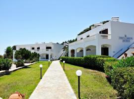 Tony's Beach, hotel din Vromolithos
