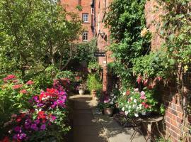 Garden Hotel, hotel in Uppingham