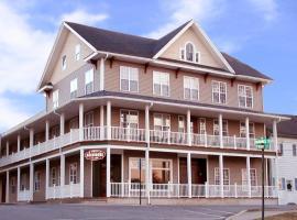 Hotel Belvidere, motel in Belvidere