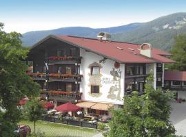 Haus Falkenstein, Hotel in Inzell