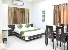 Treebo Trend Bagga International, hotel near Aurangabad Airport - IXU, Aurangabad