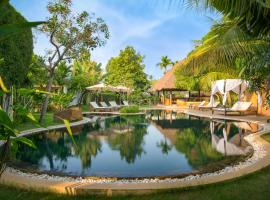 Navutu Dreams Resort & Wellness Retreat, hotel in Siem Reap