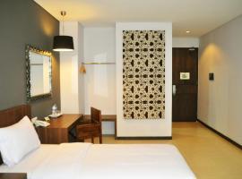 Praja Hotel, hotel in Denpasar