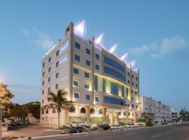 Konoz Al Yam Hotel Jeddah, hotel perto de Stars Avenue Mall, Jeddah