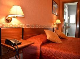 Hotel Milano, отель в Триесте