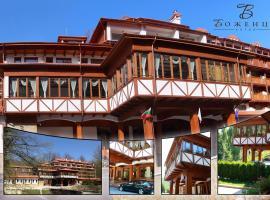 Хотел Боженци, хотел близо до Дряновски манастир, Черневци