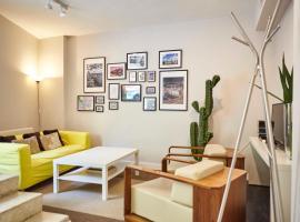 Apartamento Principe Pio, hotel en Madrid
