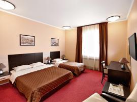 Park Hotel Praga, hotel in Tyumen