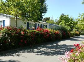 L'Eden Vacances, campground in Biot