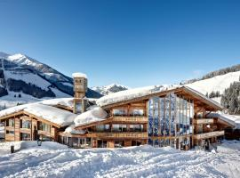 Art & Ski-in Hotel Hinterhag, hotel in Saalbach-Hinterglemm