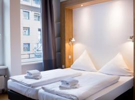 dingdong koblenz - city apartments, Ferienwohnung mit Hotelservice in Koblenz