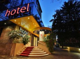 Central Park Hotel Modena, hotell i Modena