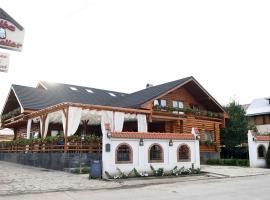 Coliba Haiducilor Bucovina, farm stay in Suceava