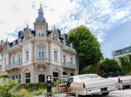 Hotel Villa Grunewald, Hotel in Bad Nauheim